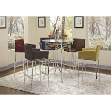 Bar Height Dining Room Table Green Fabric Stool Steal A Sofa Furniture Outlet Los Angeles Ca