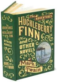 Barnes And Noble Connecticut The Adventures Of Huckleberry Finn And Other Novels Barnes