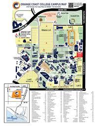 Mesa College Map Orange Coast College Map Tablesportsdirect