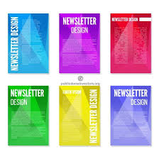40 cool email newsletter templates for free newsletter