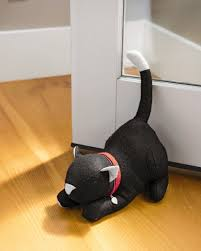 doorstop decorative door stop pig or cat door stop