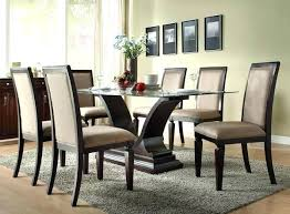 Dining Room Chair And Table Sets Glass Dining Room Table And Chairs Best Glass Dining Table Set