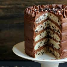 chocolate chip layer cake foodgawker