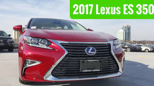 lexus of arlington va 2017 lexus es 350 youtube