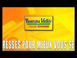 logo bureau vallee spot tv produits bureau vallee sept 2010