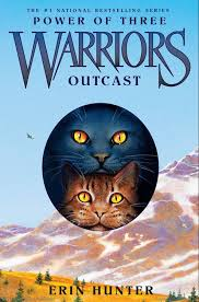 warriors power of three 3 outcast erin hardcover