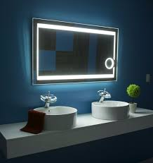 Illuminated Bathroom Wall Mirror - best 25 backlit bathroom mirror ideas on pinterest backlit