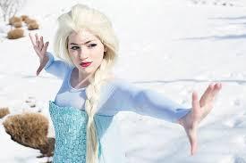 Halloween Costume Elsa Frozen Wanted Halloween Costumes Wear Halloween