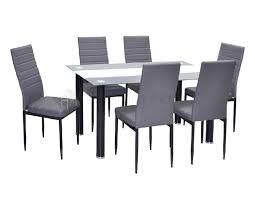 Black Glass Extending Dining Table 20 Best Glass Extendable Dining Tables And 6 Chairs Dining Room