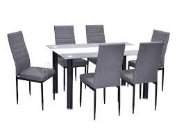 Black Glass Extending Dining Table 20 Best Glass Extendable Dining Tables And 6 Chairs Dining Room