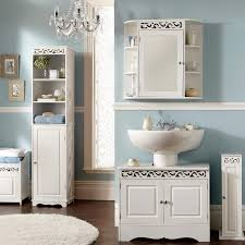 bathroom cabinets free standing tall bathroom cabinet tall white