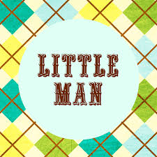 photo little man mustache centerpiece image