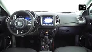 jeep compass 2017 2017 jeep compass suv interior design overview hd video youtube