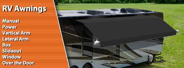 Power Rv Awnings Product Catalog Carefree