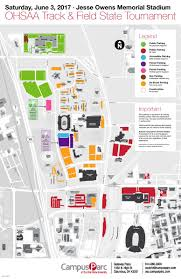 Ohio State Campus Map Osu Ticket Office On Twitter