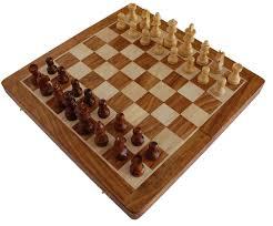 Designer Chess Sets by Wholesale 14x14 Inch Chess Set Bulk Buy Handmade Wooden Folding