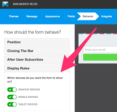 Google Top Bar Google To Punish Popups On Mobile Mailmunch