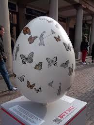 Easter Egg Decorating London by April 2013 Big Easter Egg Hunt Covent Garden London 101
