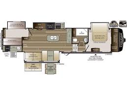 100 keystone cougar floor plans 2018 keystone cougar 25 res