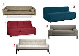 Ikea Leather Sofa Sater Apartment 528 Product Roundup 28 Couches Under 1000
