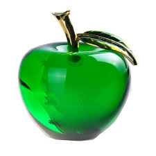 online buy wholesale glass green apple from china glass green