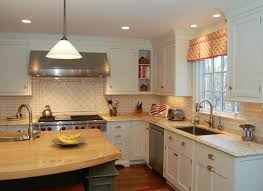 kitchen country white kitchen ideas table accents refrigerators