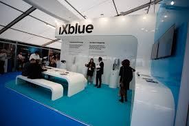 ixblue ocean business u2013 easy exhibit