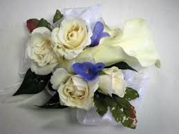 calla corsage corsages bock s floral creations