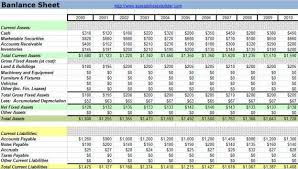 Template For A Balance Sheet by Excel Sheet Templates Accounting Templates For Excel Checking