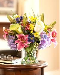 Home Decor Flower Arrangements Decor With Silk Flower Interior Decoration Tips By Silk Floral