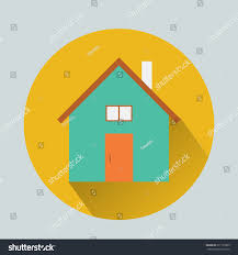 House Flat Design by House Flat Icon Vector Illustration Flat Stock Vector 271103909