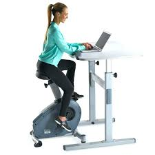 Diy Bike Desk Stationary Bike Desk Introduction Laptop For Recumbent Exercise