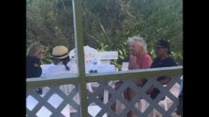 Obama Necker Island Former President Barack Obama Visit Neighboring Island With