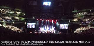 gaither concert raises 600 000 for homeless homecoming magazine