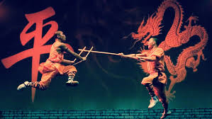 the zen and kung fu masters of shaolin will forever be more