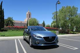 mazda sporty cars test drive review the 2015 mazda 3 youwheel your car expert
