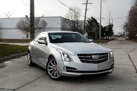 2015 cadillac ats coupe 2 0t manual around the block