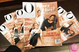 really free finder free oprah magazine subscription