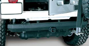 jeep yj rear bumper shop for bumpers grills at get4x4parts com 05 10 grand cherokee