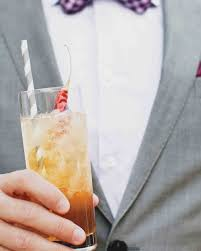signature drinks from real weddings martha stewart weddings
