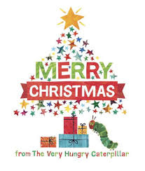 merry from the hungry caterpillar by eric carle