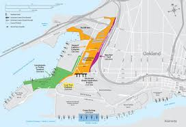 Oakland Ca Map Year In Review 2017 Port Of Oakland