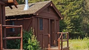 roosevelt lodge cabins yellowstone national park travel next
