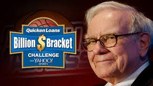 Challenge Yahoo Warren Buffet Drops 1b Bracket Challenge