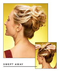 easy hairstyles for waitress s easy updos for long hair