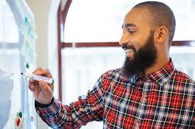 black men haircuts with beards 20 trendy and popular beard styles for black men beardoholic