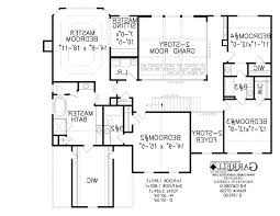 100 southern living floorplans fox hall the cottage group