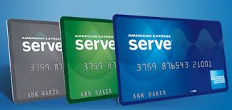 serve prepaid card american express serve back best pre paid debit available