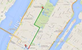 map route for macy s thanksgiving day parade product