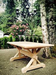 what is a trestle table elegant classic trestle tables